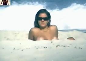 Nana Gouveia Pelada