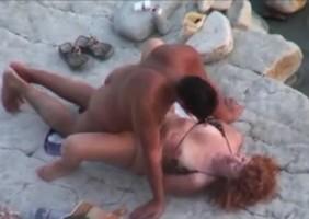 Flagrantes De Sexo Em Praias