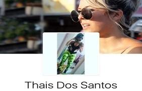 Thais Dos Santos Caiu Na net