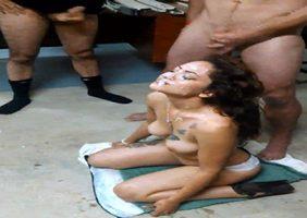 Despedida De Solteira Acaba Em Putaria Onde Noiva Toma Um Banho De Porra