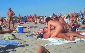 Casais Fodendo Na Praia
