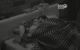 Flagra de sexo no Big Brother Brasil