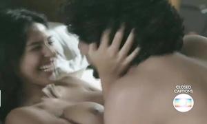 Yanna Lavigne Pelada Durante Cenas De Novela Na Televisão Brasileira
