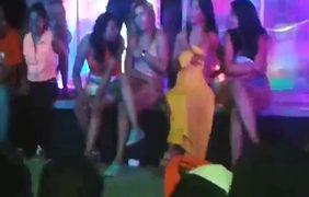 Amadoras dançando nuas