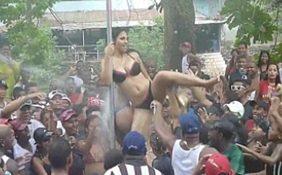 flagras do carnaval