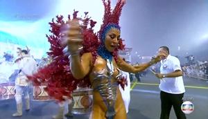 Sabrina Sato carnaval 2018 desfile das escolas de samba