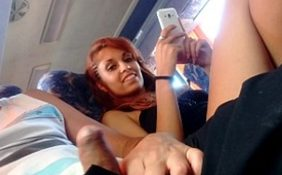 flagras de sexo no ônibus