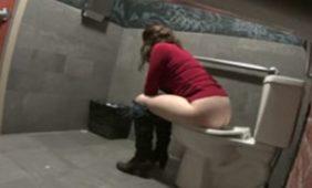 câmera escondida banheiro